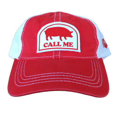 Call Me Hat - Unstructured