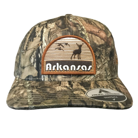 Hunt AR Hat - Camo