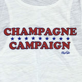 Champagne Campaign Muscle Tank
