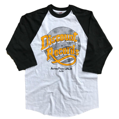 Discount Records Raglan