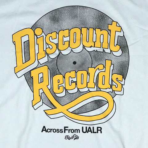 Discount Records Tee