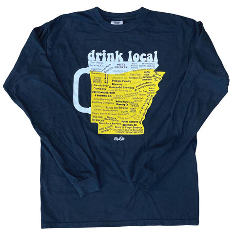 Drink Local AR Long Sleeve