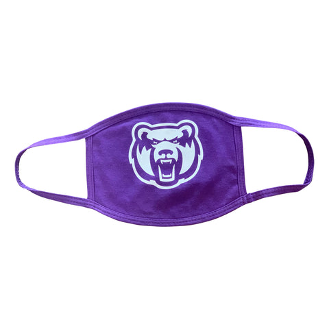 Adult Face Mask - Fear the Bear