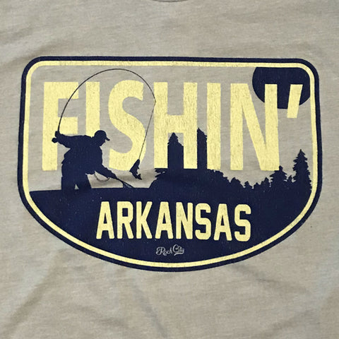 Fishin' Arkansas - Stone