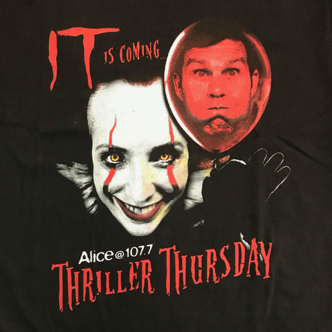 Thriller Thursday 2019 - IT