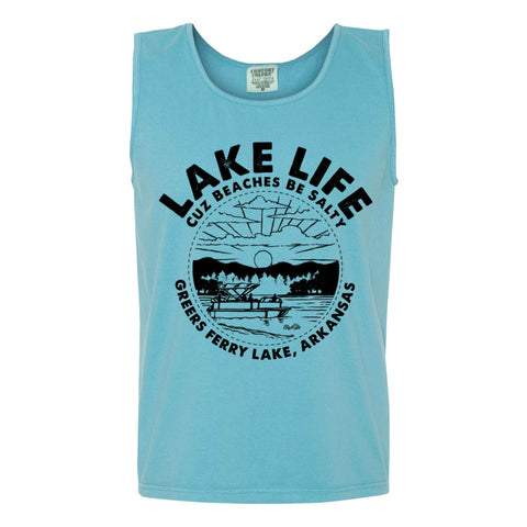 Lake Life Tank - Greers Ferry