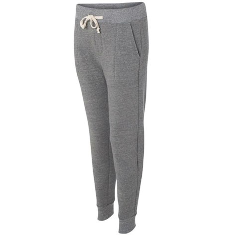 Women's Joggers - Eco Grey