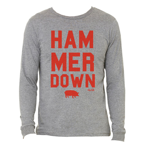 Hammer Down Long Sleeve