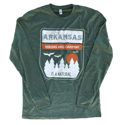 Hiking and Camping Long Sleeve