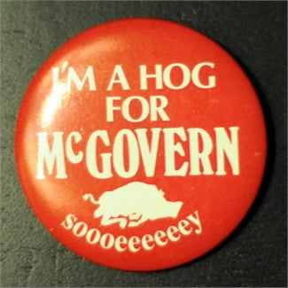 Hog for McGovern