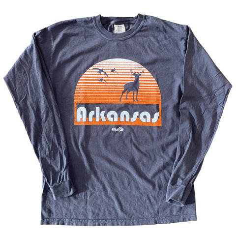 Hunt Ark. Long Sleeve - Graphite