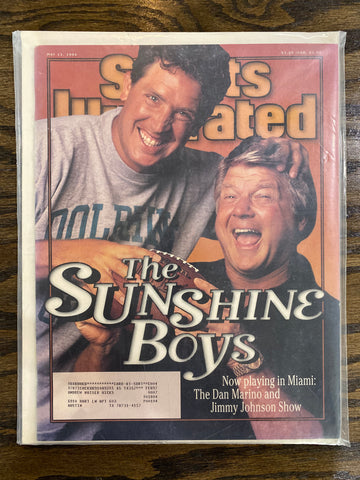 1996 The Sunshine Boys Sports Illustrated