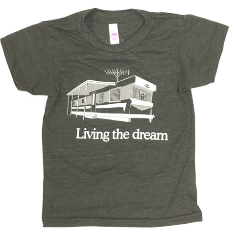 Living the Dream Kids Tee