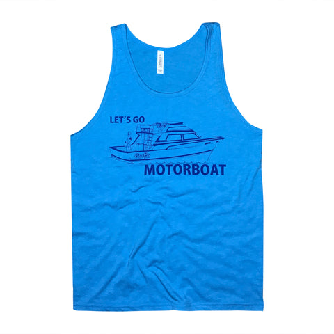 Let's Go Motorboat Tank