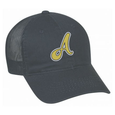 Aces Low Profile Trucker Hat