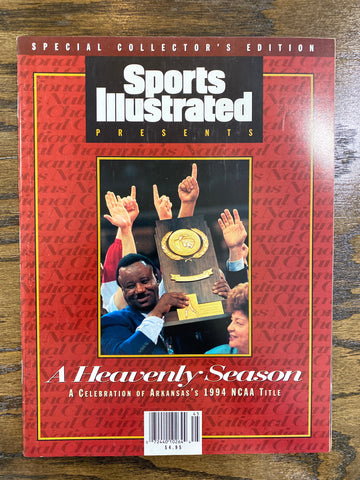 Razorback Championship Sports Illustrated