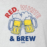 Red White & Brew Tank