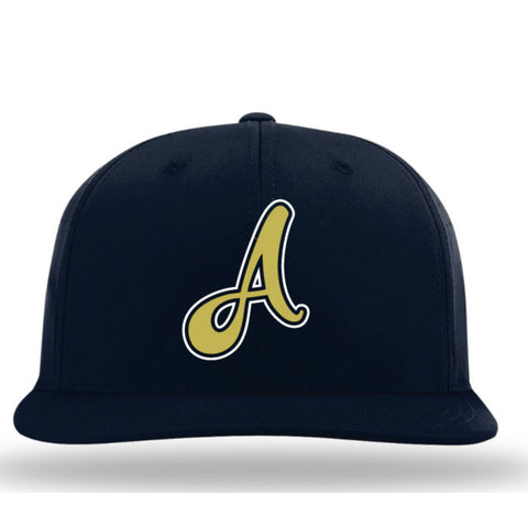 Aces Fitted Team Hat