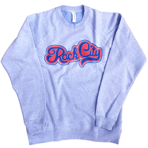 Rock City Script Sweatshirt