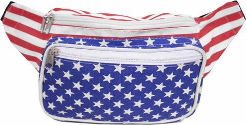 Fanny Pack - Stars & Stripes