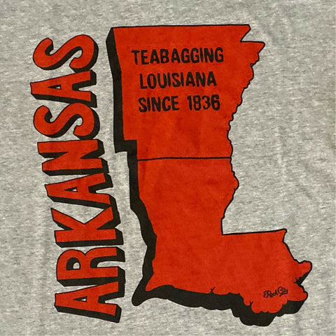 Teabagging Louisiana - New
