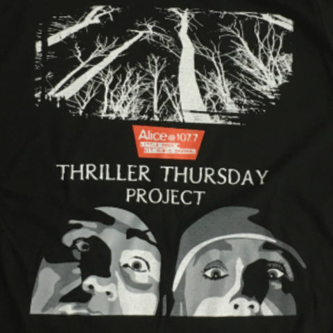 Thriller Thursday Project