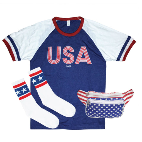 USA Combo Pack