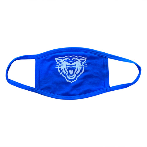 Adult Face Mask - Wampus Cat