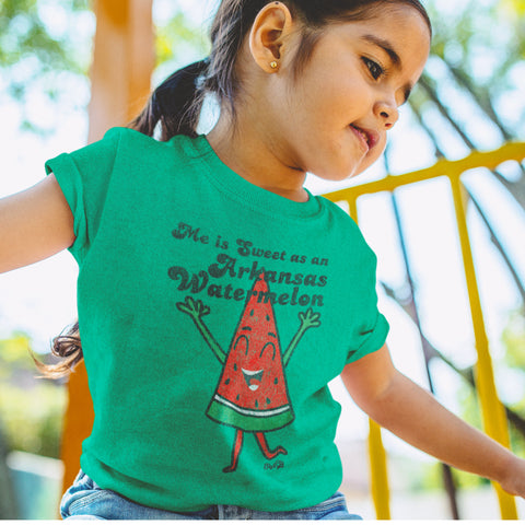 Sweet AR Watermelon Kids Tee