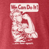 We Can Do It! - USA - Red