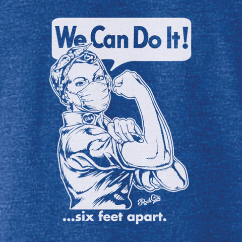 We Can Do It! - USA - Royal
