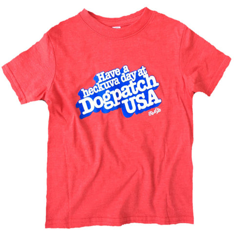 Dogpatch Kids Tee