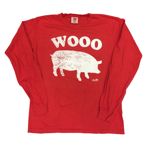 Wooo Pig Long Sleeve