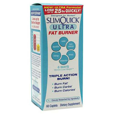 Nx Labs Slimquick Ultra Fat Burner