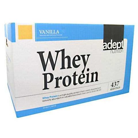 Adept Nutrition Whey Protein