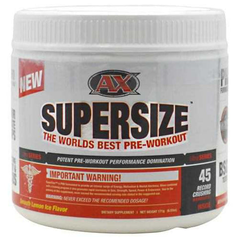 Athletic Xtreme Ultra Series SuperSize Lemon Ice