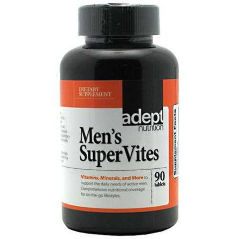 Adept Nutrition Mens Supervites