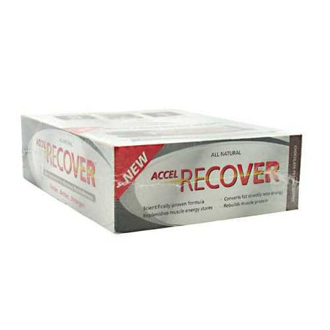 Pacifichealth Laboratories Accel Recover Bar