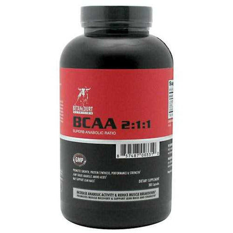 Betancourt Nutrition BCAA 2:1:1 Ratio