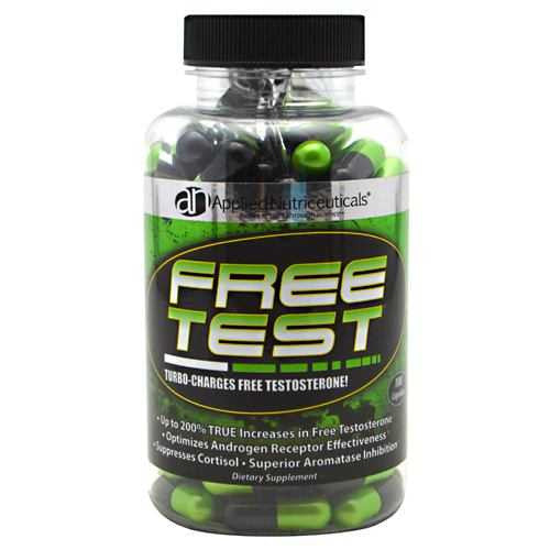 Applied Nutriceuticals Free Test