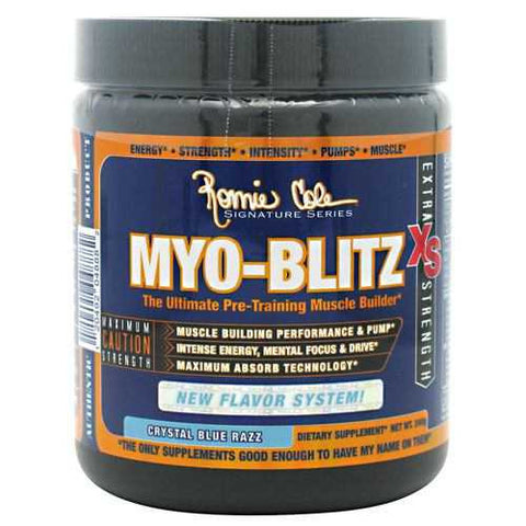 Ronnie Coleman Signature Series Myo-Blitz