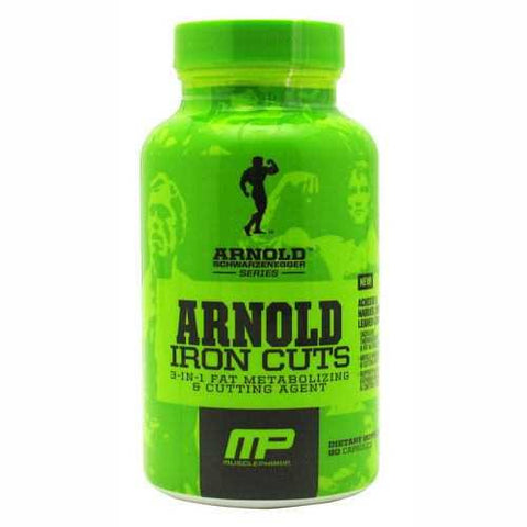 Arnold By Musclepharm Iron Cuts