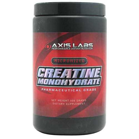 Axis Labs Micronized Creatine Monohydrate