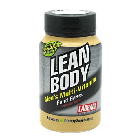 Labrada Nutrition Lean Body Mens Multi-Vitamin