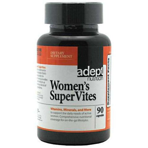 Adept Nutrition Womens Supervites