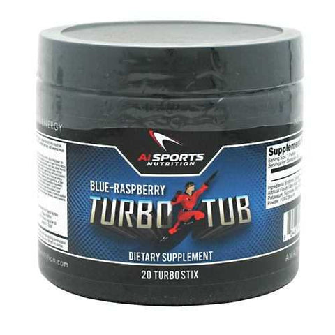 AI Sports Nutrition Turbo Tub