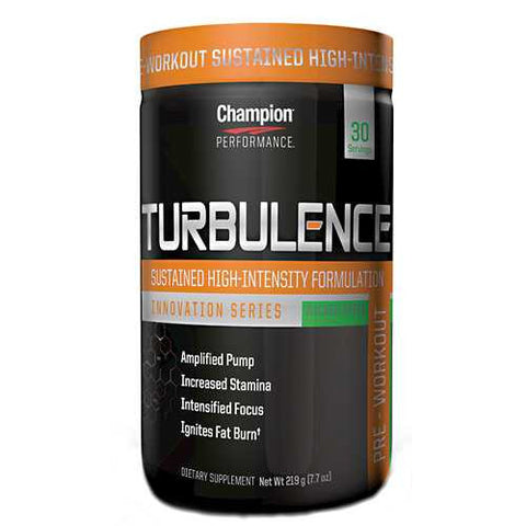 Champion Nutrition Innovation Series Turbulence