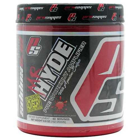 Pro Supps Mr. Hyde Yohimbe Free
