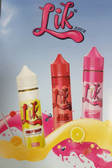 Lik Juice - Raspberry Dripple Short Fill