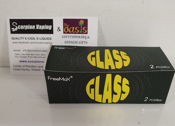 Freemax Mesh Pro 6ml Bubble Glass